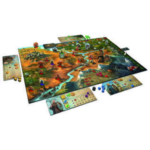 Thames & Kosmos Kosmos Legends of Andor Board Game