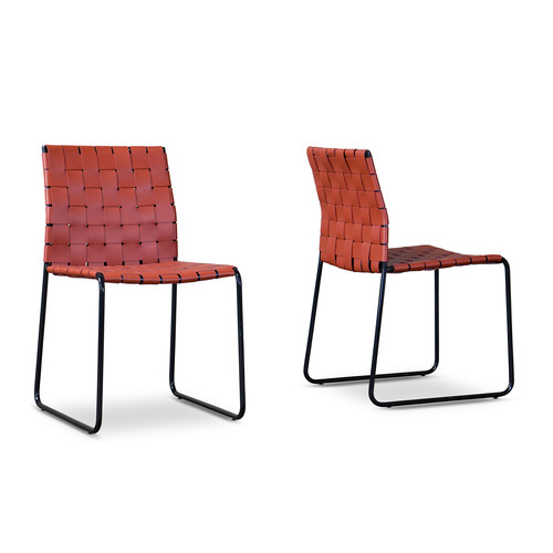 Baxton Studio Set of 2 Fairfield Dining Chair