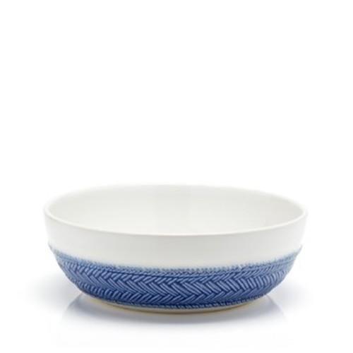 Le Panier Blue Coupe Pasta Bowl