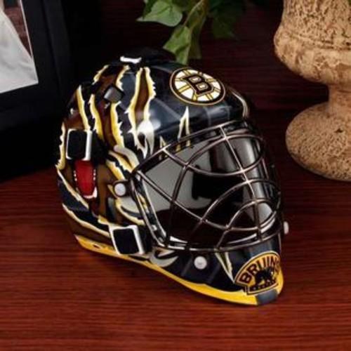 Franklin Sports Boston Bruins Franklin Mini Goalie Mask