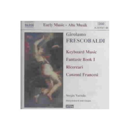 Frescobaldi: keyboard Music/fantasie CD (2002)