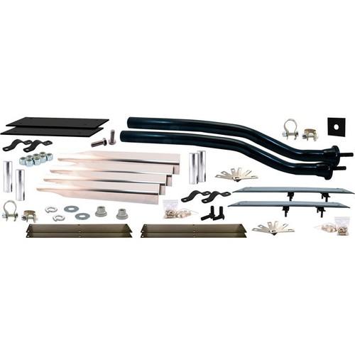 Trux Accessories Heavy-Duty Full Tandem Fender Mounting Kit