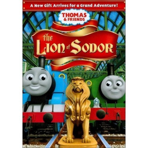 Thomas & Friends: The Lion of Sodor (dvd_video)