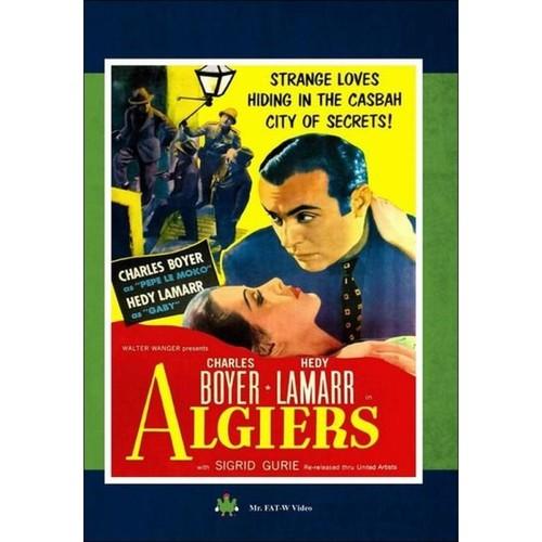 Algiers [DVD] [1938]