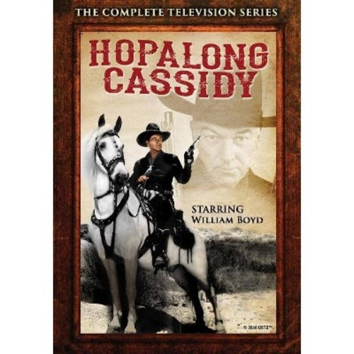 Hopalong Cassidy:Complete Television (DVD)