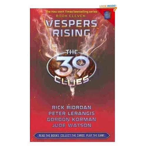 Vespers Rising (39 Clues) Vespers Rising