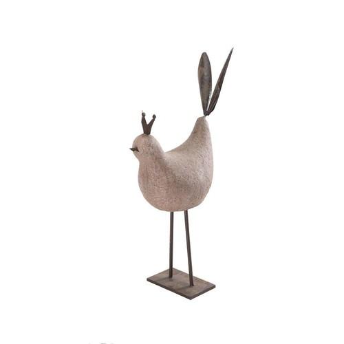 Sunjoy Whimsical Bird Garden Statue
