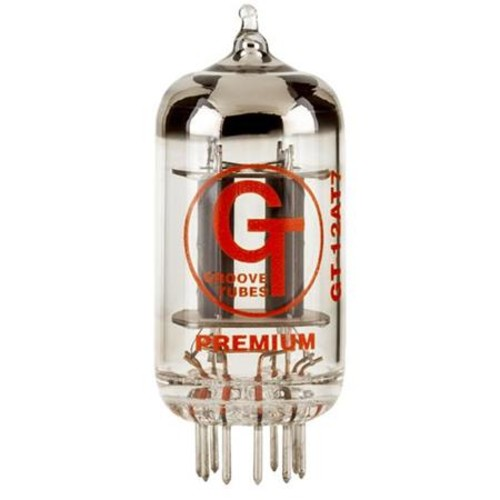 Groove Tubes GT-12AT7 Durable Phase Splitter/Driver Tube for Preamplifier 5550112400