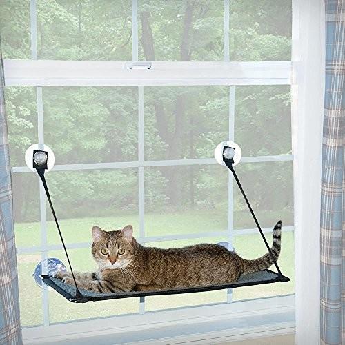K&H Manufacturing Kitty Sill Ez Window Mount [Single Level]