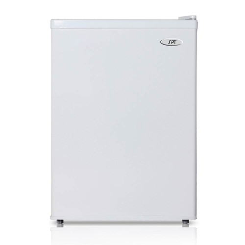 SPT 2.4 cu.ft. Compact Refrigerator in White - Energy Star