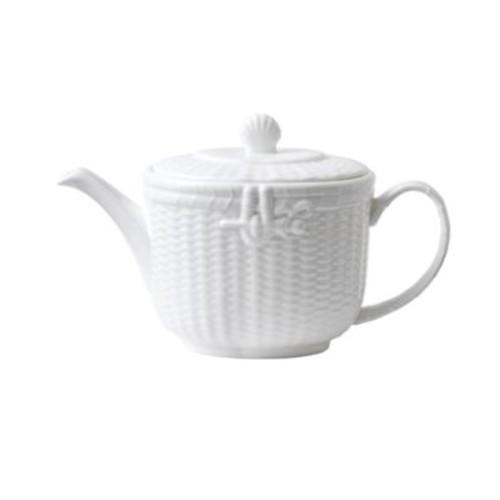 Nantucket Basket Teapot
