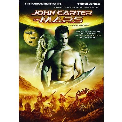 Princess of Mars [DVD] [2009]