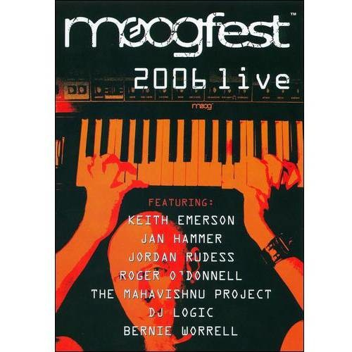 Moogfest 2006: Live [DVD]