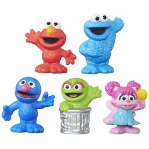 Hasbro Playskool Sesame Street Collector - 5/Pack