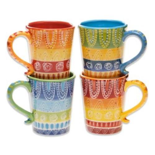 Certified International Tapas Mug (Set of 4)