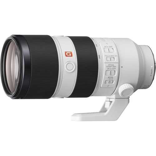 Sony Alpha FE 70-200mm f/2.8 GM OSS Telephoto zoom lens for Sony E-mount mirrorless cameras