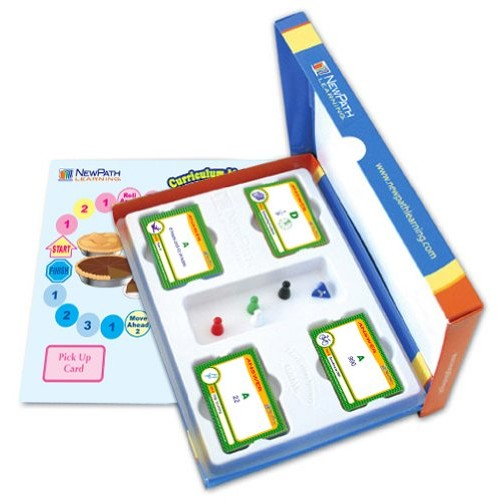 Path Learning All About Geometry Curriculum Mastery Game, Grade 3-6, Study-Group Pack