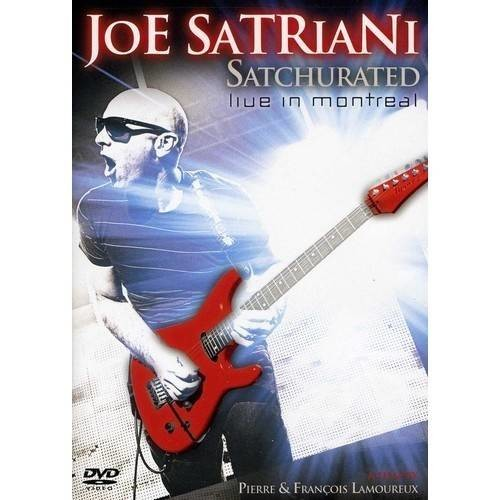 Satchurated: Live in Montreal [DVD/Blu-Ray] [Blu-Ray Disc]