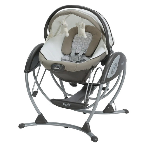 Graco Soothing System Glider - Abbington
