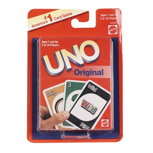 Uno Card Game (42003)