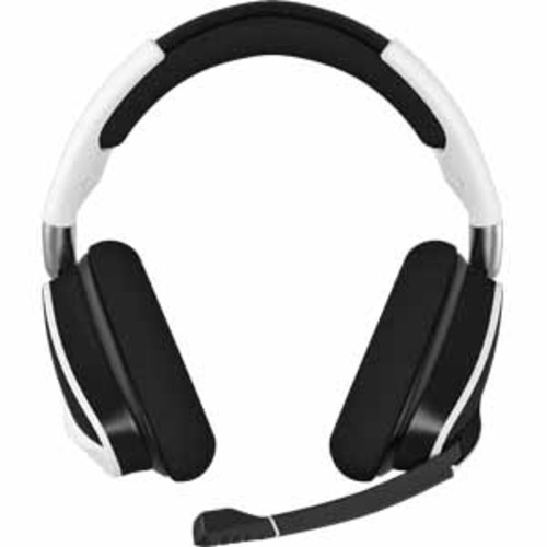 Corsair VOID Pro RGB Wireless Premium Gaming Headset with Dolby Headphone 7.1 - White