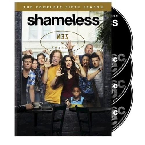 Shameless: The Complete Fifth Season [3 Discs] [DVD]