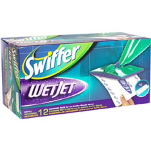 Swiffer Wet Jet Pad Refill, 12CT