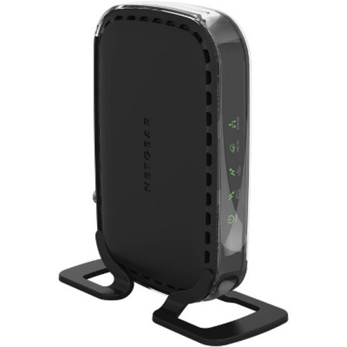 NETGEAR CM400 High Speed Cable Modem - CableLabs certified, DOCSIS 3.0, Up to 340 Mbps, 128 MB, IPv6 support - CM400-100NAS