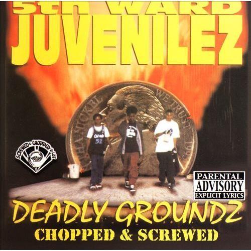 Deadly Groundz [CD] [PA]