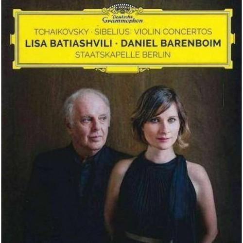 Tchaikovsky, Sibelius: Violin Concertos