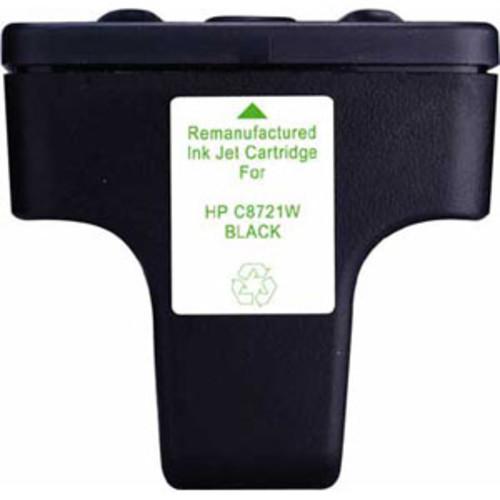 Emerald Imaging for HP 02 Ink Cartridge - Black