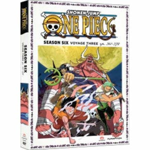 One Piece: Season Six - Voyage Three [2 Discs]