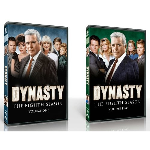 Dynasty: The Eighth Season- Volumes One & Two (DVD)