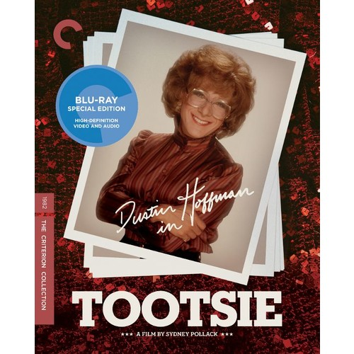 Tootsie [Criterion Collection] [Blu-ray] [1982]