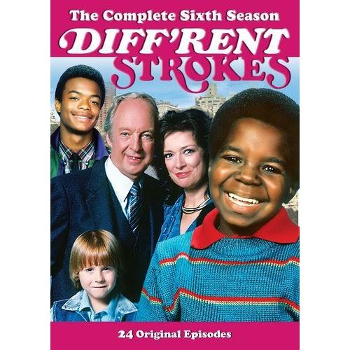 Diff'rent Strokes: Season Six [Blu-ray] [3 Discs] [DVD]