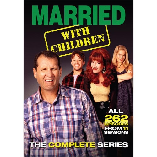 Married with Children: The Complete Series [21 Discs] [DVD]