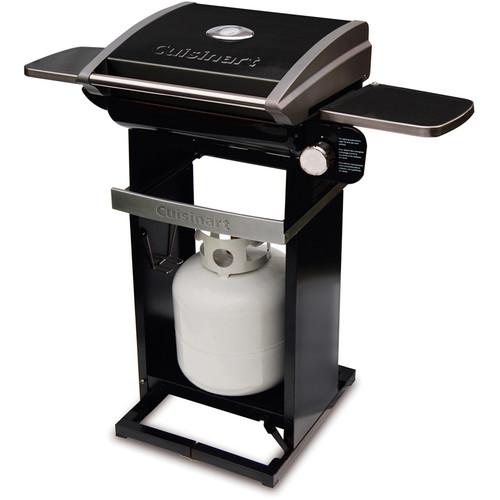 Cuisinart All-Foods Gas Grill, Black, CGG-200B
