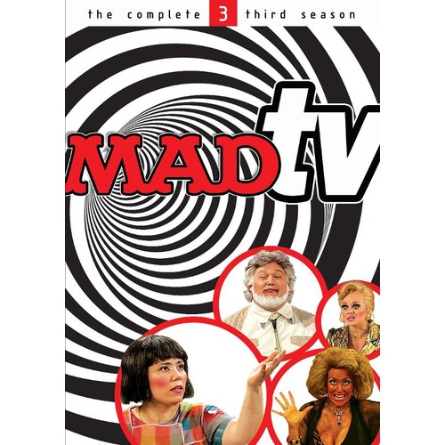 MADtv: The Complete Third Season [4 Discs] [DVD]