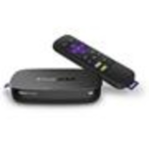 Roku Premiere 4K Ultra HD streaming TV and media player with Wi-Fi