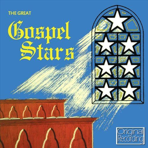 The Great Gospel Stars [CD]