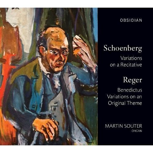 Schoenberg & Reger - CD