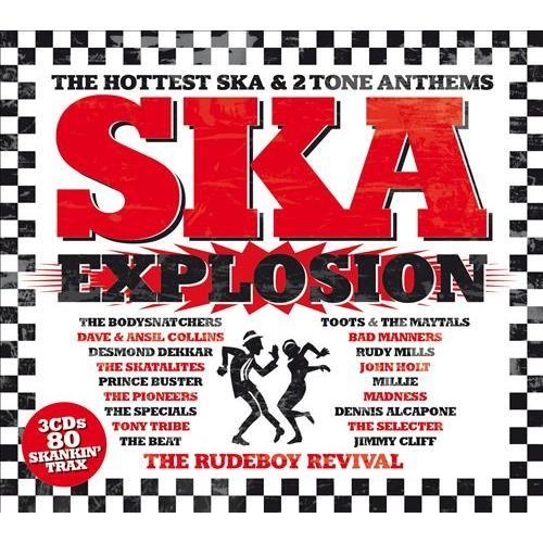 Ska Explosion [Rhino] [CD]