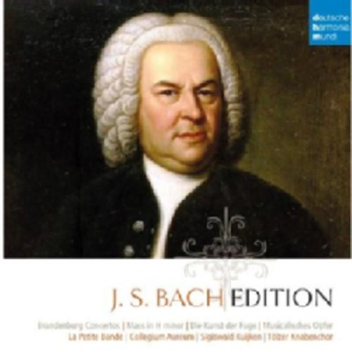 J.S. BACH - WASSERFLUSSEN BABYLON