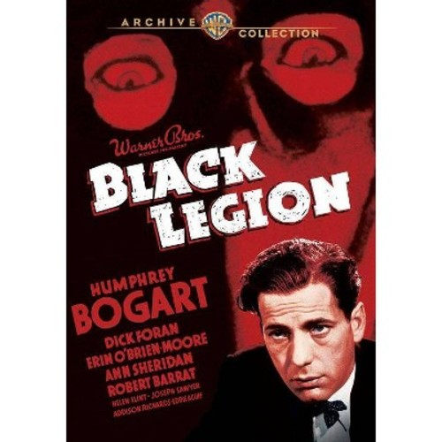 Black Legion [DVD] [1937]