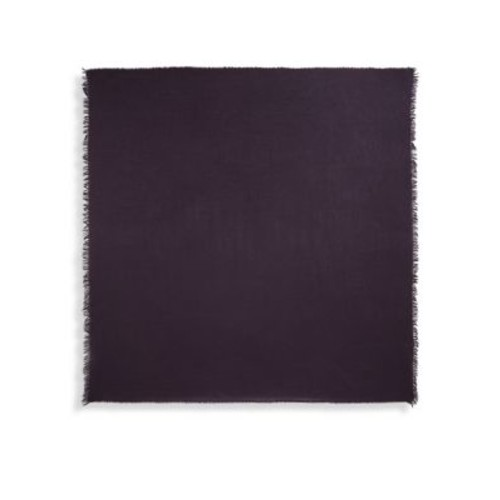 RICK OWENS Ideal Square Cashmere Scarf