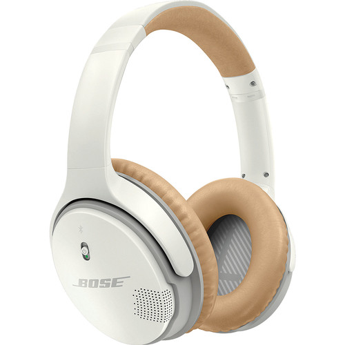 Bose SoundLink around-ear wireless headphones II (White)