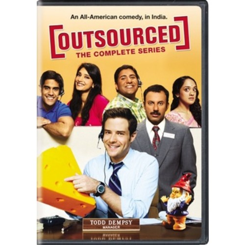 Lionsgate Home Entertainment Outsourced: Complete Series