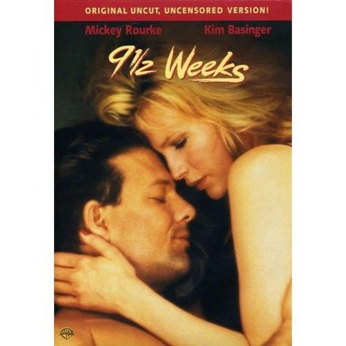 9 1/2 Weeks [Uncut] [Blu-ray] [1986]