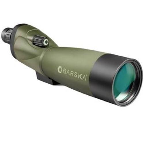 Barska 18-36x50 Wp Blackhawk Spotting Scope - Straight - Ad11114