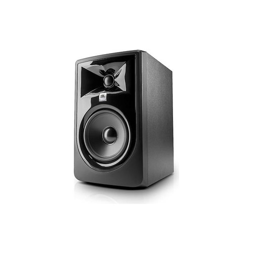JBL 305P MkII 2-way powered studio monitor with 5
